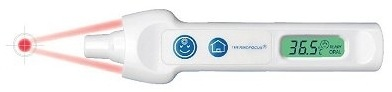 Contact-less thermometer